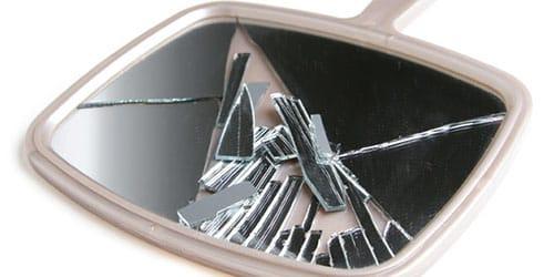 приснилось что треснуло зеркало