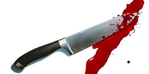 к чему снится убийство ножом