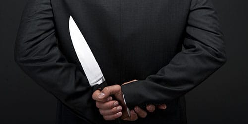 видеть удар ножом во сне