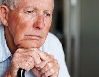 Умерший дедушка