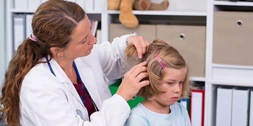 к чему снятся вши в голове у ребенка