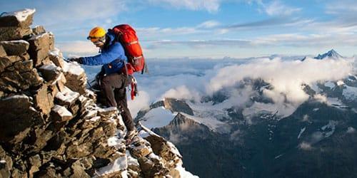 к чему снится взбираться на гору