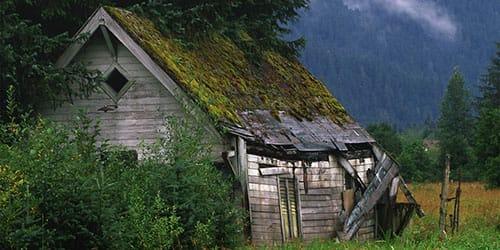видеть во сне заброшенный дом