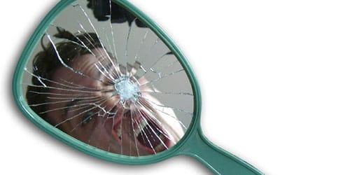 зеркало разбилось во сне
