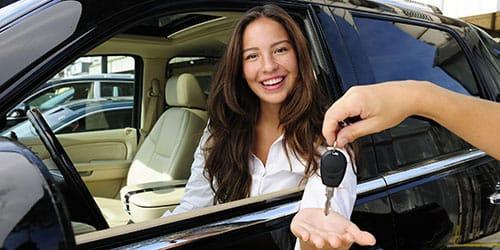 покупка новой машины