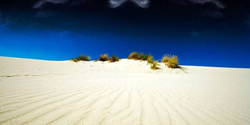к чему снится белый песок