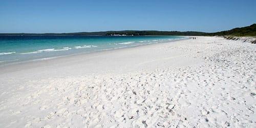 песочек на пляже