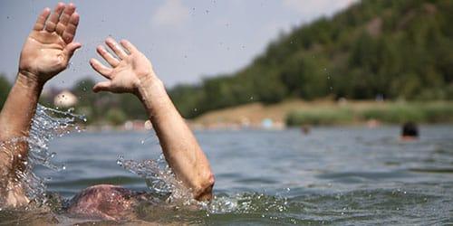 уйти под воду