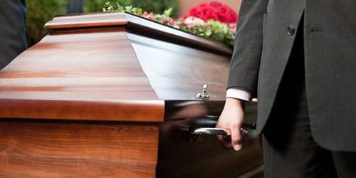 умер человек