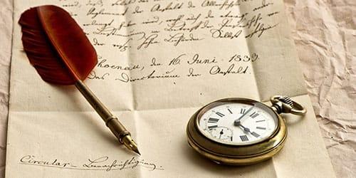 к чему снится читать письмо