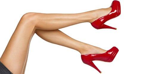красивые ноги