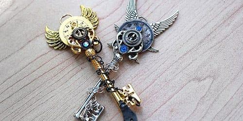 красивые ключи