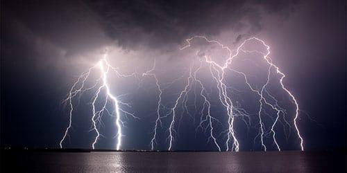 к чему снятся гроза молния