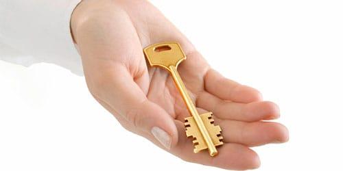 к чему снится ключ от двери