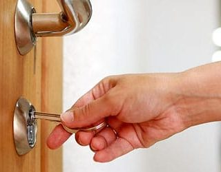 Ключ от двери