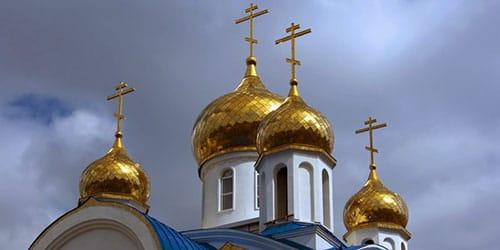видеть купола церкви во сне