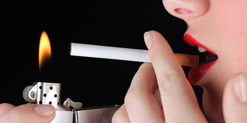 к чему снится курение