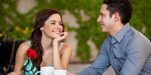 молодая пара