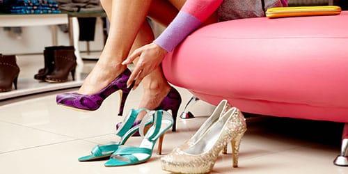 покупать модные туфли