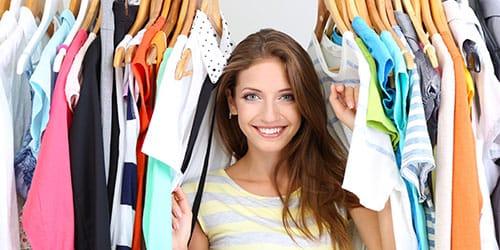 к чему снится магазин одежды