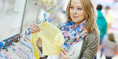 выбирать детскую одежду