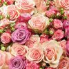 к чему снится много цветов