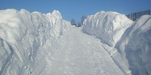 Сонник много снега к чему снится много снега во сне