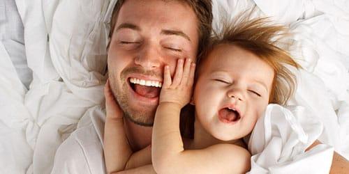 к чему снится мужчина с ребенком