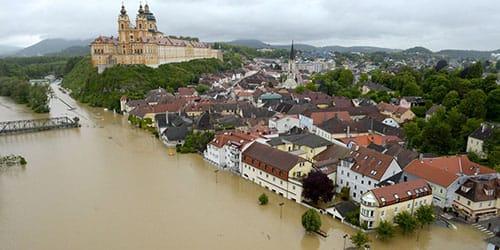 видеть во сне наводнение в городе