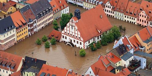 к чему снится наводнение в городе