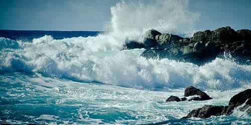 к чему снятся огромные волны
