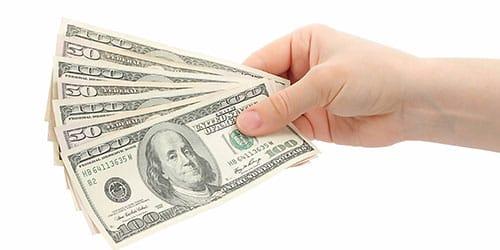 к чему снится отдавать деньги