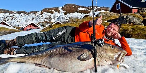 огромная рыба