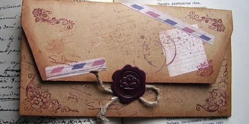 конверт