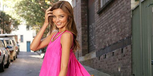 видеть во сне розовое платье