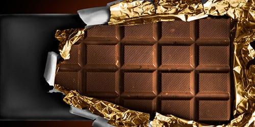 распечатать шоколадку