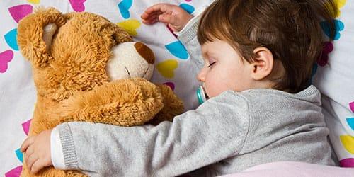 видеть во сне спящего ребенка