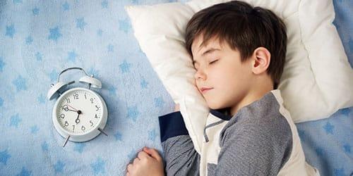 к чему снится спящий ребенок