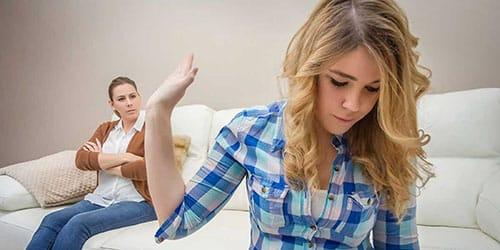к чему снится ссора с мамой