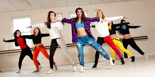 танцуют профессионалы