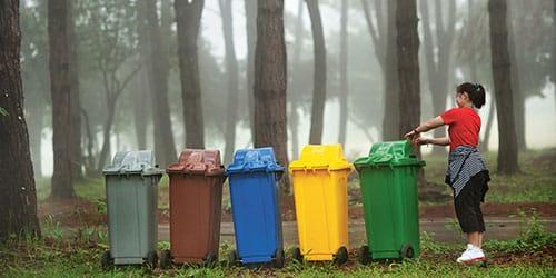 к чему снится убирать мусор