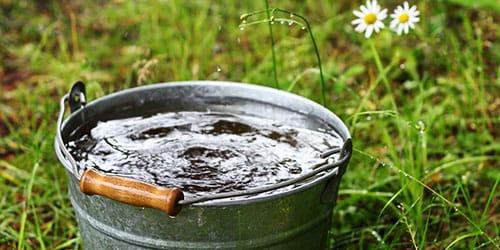 К чему снится набирать воду в ведро
