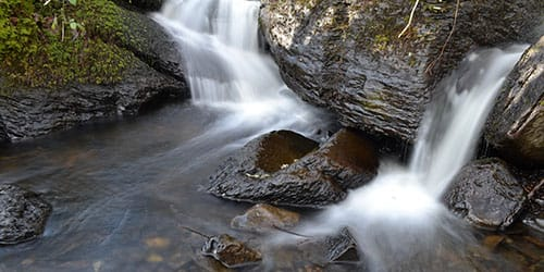 бурлящая речка