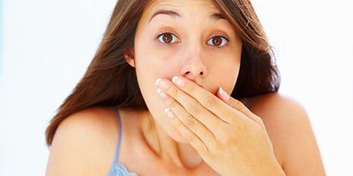 к чему снятся волосы во рту