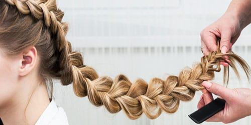 заплетать волосы в косу во сне
