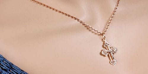 видеть золотой крест во сне