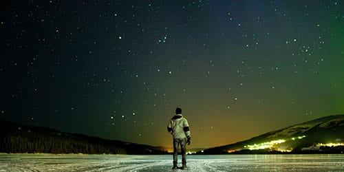 видеть во сне звезды в ночном небе