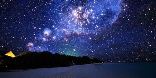 яркие звезды