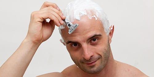 брить волосы во сне