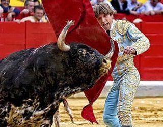 К чему снится бык с рогами нападает?